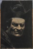 Ismeretlen művész: Mefisztó, portré