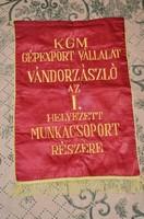 Vándor zászló  ( DBZ 0017 )