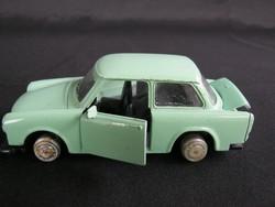Trabant 601-S retro játék autó