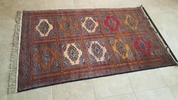 Eredeti kézi csomózású pakisztáni selyemperzsa szőnyeg