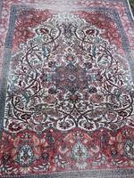 Iráni selyemperzsa szőnyeg- paradicsomi virágoskert