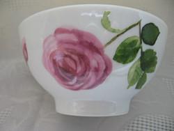 Kis rózsás csésze, tálka
