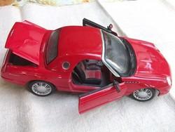 Thunderbird Ford autó modell-makett 1:18 Ajándékba is
