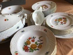 Schumann Arzberg porcelán étkészlet, 6 személyes