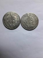 Salzburg XV kr. LOT 1681-83!!   RITKA !!