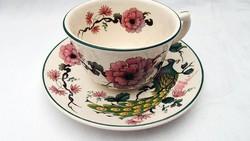 Gyűjtői  Angol teás csésze + alátét