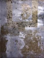 Bálint Endre - Monotípia 1975 - 42 x 32 cm - Szignózott