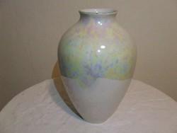 Régi Hollóházi porcelán váza