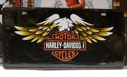 Fém kép Harley Davidson