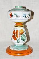 Kézi festett asztali petróleum lámpa ( DBZ 0020 )