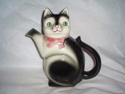 Vintage ,art deco korabeli porcelán kiöntő