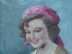 Szöllősy J.- festmény
