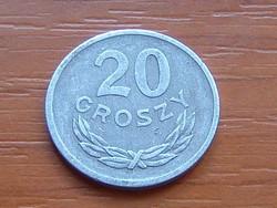 LENGYEL 20 GROSZY 1973