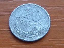 LENGYEL 20 GROSZY 1966