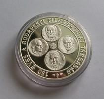 Magyar Köztársaság ezüst 5000 Forint 2003 PP.