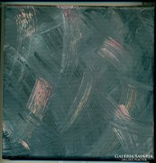 Manna Mulasics kis akril kép
