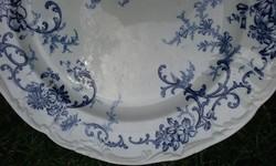 Antik Cauldon tányér (28,3 cm)