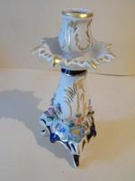 Porcelán gyertyatartó, Drasche