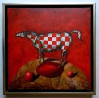 Győrfi András - Cirkusz (Horvát ló) 2007.