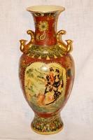 Nagyméretű Keleti padló váza  ( DBZ 0081 )
