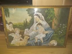 Egyházi Víz Festmény!