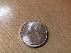 1969 Vatikáni ezüst 500 líra 11 gramm 0,835 Ritka,gyönyör