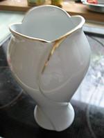 Apulum art deco elegáns, közepes méretű váza