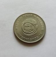 Lengyelország 20 zloty 1978 unc.