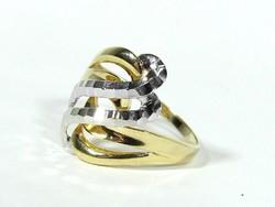 Arany gyűrű(Kecs-Au59177)