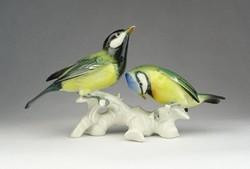 0P023 ENS porcelán madár pár