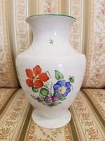 Ó Herendi virágos váza