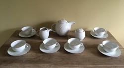 Zsolnay Babos Pálma teás készlet