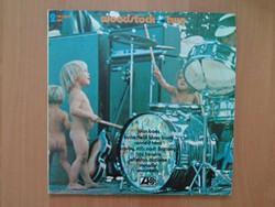 Ritkaság! WOODSTOCK dupla hanglemez, bakelit lemez