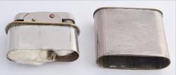 Ezüst öngyújtó 800 as német ezüstjellel