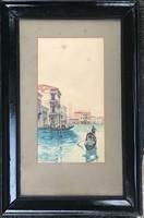 John S Sargent - Velence ( külföldi festő)