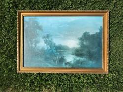 Gyönyörű képkeret, 61 x 42 cm.