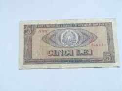 1966-os 5 Lej