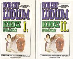 Robert Ludlum: Ikarusz hadművelet 1-2. kötet együtt: 400 Ft