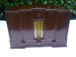 --Telefunken 343G csöves rádió! 1932-33! ---
