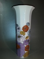 Rosenthal Tapio Wirkkala Studio Line Polygon porcelán váza
