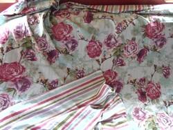 Csodálatos madaras rózsás ágynemű garnitúra