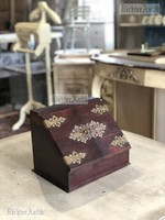 Antik bútor, Leveles dobozka.