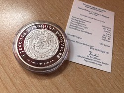 Pénzverés ezüst 3000 Ft 31,46 gramm 0,925 PP R