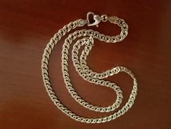 14K  hosszú arany nyaklánc, nyakék / 20,52 g