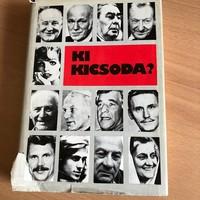 Ki Kicsoda? Életrajzi lexikon