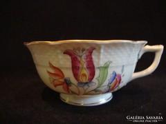 Herendi porcelán teáscsésze