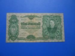 Szép 10 pengő 1929