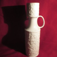 KI23 hatalmas Rosenthal füles váza 29 cm