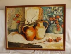 Festmény - Csendélet