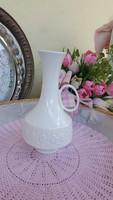 Bavaria - KPM - hófehér art deco váza